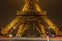 Travel photography Paris Eiffel tower